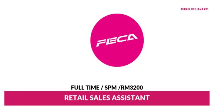Feca Malaysia ~ Retail Sales Assistant