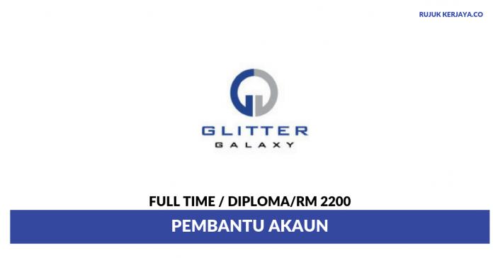 Glitter Galaxy ~ Pembantu Akaun