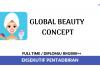 Global Beauty Concept ~ Eksekutif Pentadbiran