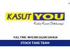 Kasut U ~ Stock Take Team ( Bertugas Untuk Memeriksa Stok dan Menganalisis Syarikat)