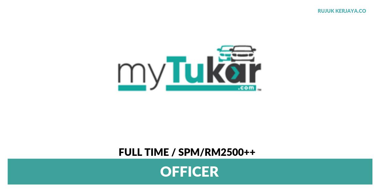 MyTukar.Com ~ Officer