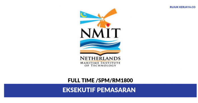 Netherlands Maritime Institute Of Technology ~ Eksekutif Pemasaran