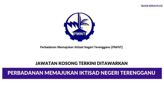 Perbadanan Memajukan Iktisad Negeri Terengganu (PMINT)