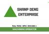Shanp Deng Enterprise ~ Machining Operator