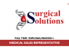 Surgical Solutions ~ Medical Sales Representative