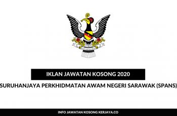 Suruhanjaya Perkhidmatan Awam Negeri Sarawak (SPANS)