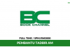 Book Channel ~ Pembantu Tadbir Am