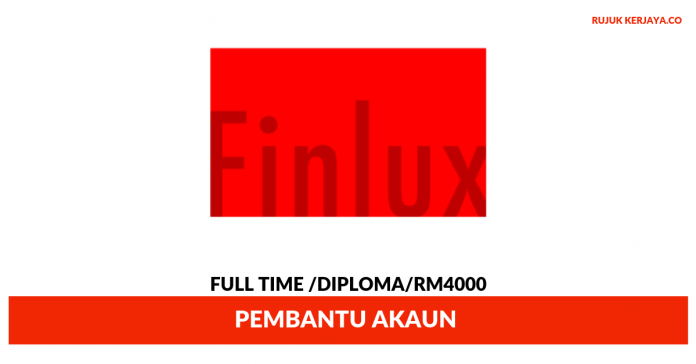 Finlux ~ Pembantu Akaun