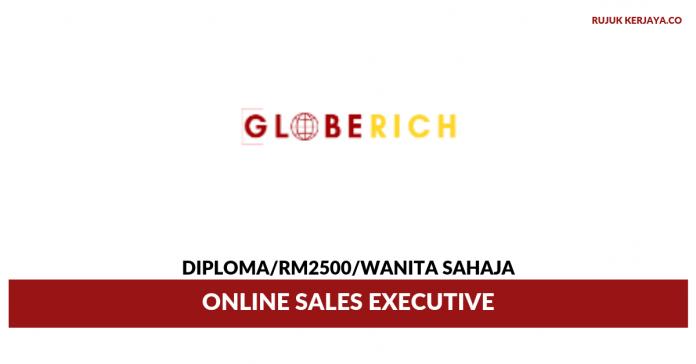 Globerich Enterprise ~ Online Sales Executive
