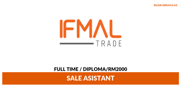 Ifmal Trade ~ Sale Asistant