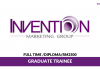 Invention Marketing Group ~ Graduate Trainee