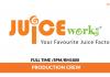 Juice Works ~ Production Crew