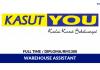 Kasut U ~ Warehouse Assistant