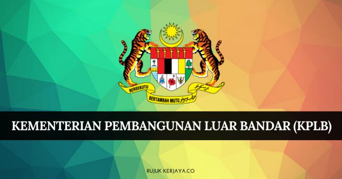 Kementerian Pembangunan Luar Bandar (KPLB)