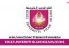 Kolej Universiti Islam Melaka (KUIM)