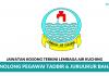Lembaga Air Kuching ~ Penolong Pegawai Tadbir & Juruukur Bahan