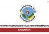 Majlis Perubatan Malaysia ~ Akauntan