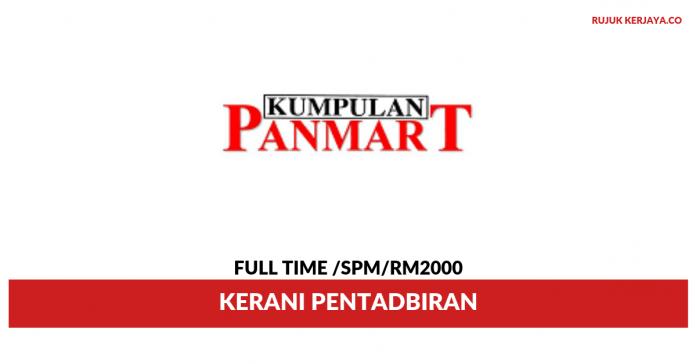 Panmart Development ~ Kerani Pentadbiran
