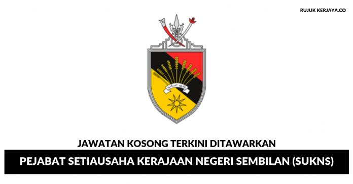 Pejabat Setiausaha Kerajaan Negeri Sembilan (SUKNS)