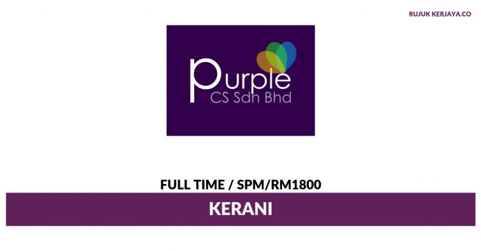 Purple CS ~ Kerani