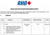 Kerani RHB Banking Group Di Buka ~ Mohon Segera