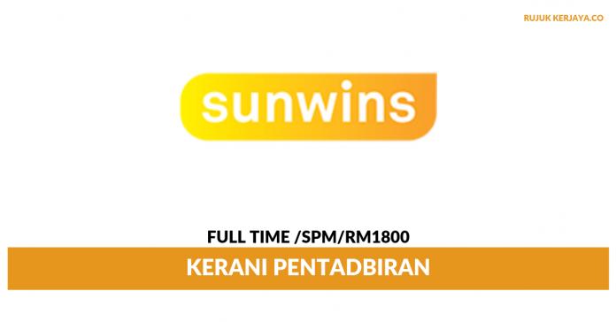 Sunwins Power ~ Kerani Pentadbiran