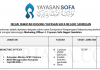 Yayasan Sofa Negeri Sembilan ~ Marketing Officer
