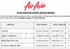 AirAsia Berhad ~ Pelbagai Kekosongan Jawatan