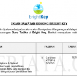 Bright Key ~ Guru Tadika
