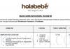 Holabebe ~ Warehouse Assistant