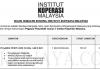 Institut Koperasi Malaysia ~ Pegawai Penyelidik Sosial