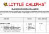 Little Caliphs ~ Pembantu Tadbir