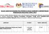 Permohonan Jawatan Kosong di Politeknik & Kolej Komuniti Kementerian Pendidikan Malaysia