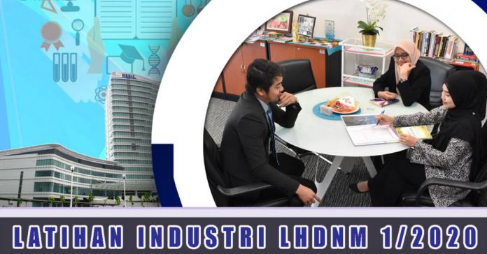 Permohonan Program Latihan Industri LHDN