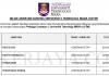 Universiti Teknologi MARA (UiTM) ~ Profesor, Pensyarah & Pensyarah Kanan