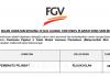 Felda Global Ventures Plantations ~ Pembantu Pejabat