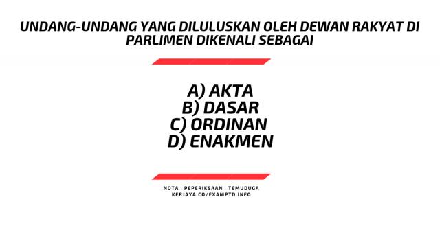 Rujukan Soalan Pegawai Pembangunan Masyarakat JKM