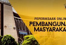 Rujukan Soalan Pegawai Pembangunan Masyarakat S41