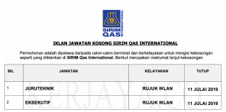 SIRIM QAS International Sdn. Bhd