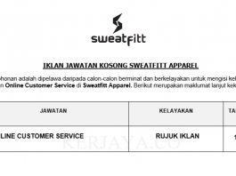 Sweatfitt Apparel ~ Online Customer Service