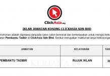 ClickAsia ~ Pembantu Tadbir