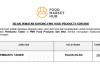 FMH Food Products ~ Pembantu Tadbir