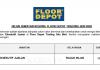 Floor Depot Trading ~ Eksekutif Jualan