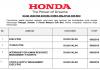 Honda Malaysia ~ Pelbagai Kekosongan Jawatan