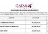 Qatar Airways ~ Pelbagai Jawatan Baru 2019