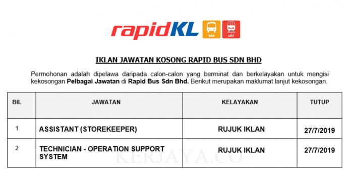 Rapid Bus Sdn Bhd