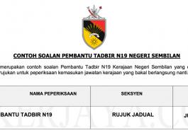 Himpunan Contoh Soalan Peperiksaan SPA Malaysia