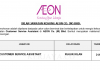AEON Co ~ Customer Service Assistant