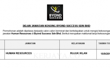 Byond Success ~ Human Resources