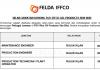FGV Iffco ~ Pelbagai Kekosongan Jawatan